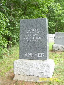 Mable J. <i>Boyce</i> Lanpher