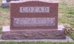 Anna S. <i>Todenhagen</i> Cozad