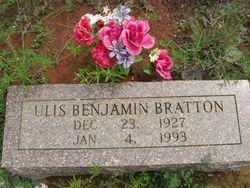 Ulis Benjamin Bratton