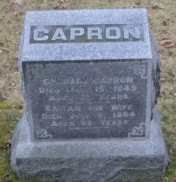 Ephraim Capron