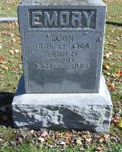 Leah <i>Marts</i> Emory