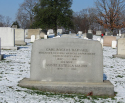 Annie Estella <i>Major</i> Darnall