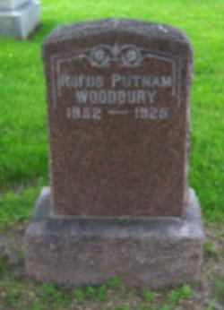 Rufus Putnam Woodbury