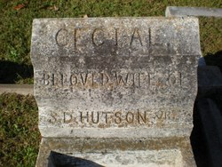 Cecila <i>Johnson</i> Hutson