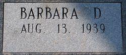 Barbara D Acurio