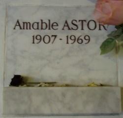 Amable Astor