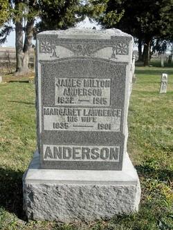 Margaret <i>Lawrence</i> Anderson