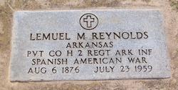Lemuel M Reynolds