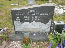 Henry H Alexander