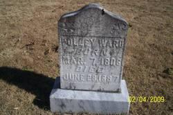Mary Ann C. <i>Berryhill</i> Ward