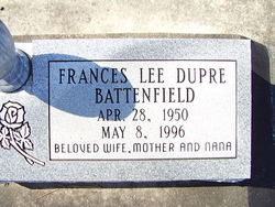 Francis Lee <i>Dupre</i> Battenfield