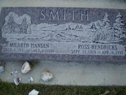 Ross Hendricks Smith