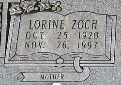 Lorine Esther <i>Zoch</i> Artmann