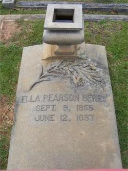 Ella Jane <i>Pearson</i> Berry