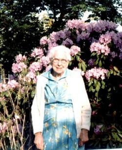 Ethel Iona <i>White</i> Dissmore