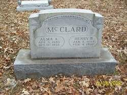Henry Robert McClard