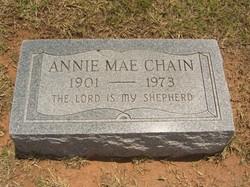 Annie Mae <i>Slaton</i> Chain
