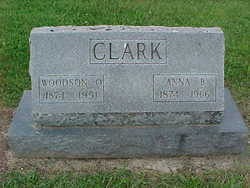 Woodson O Clark