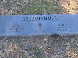 PFC Aubrey Druckhammer