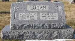 Veatrice Irene <i>Milstead</i> Logan