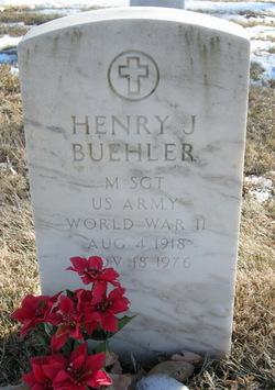 Henry John Buehler, II