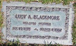Lucy A <i>Rhodes</i> Blackmore