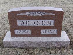John Jacob Jake Dodson