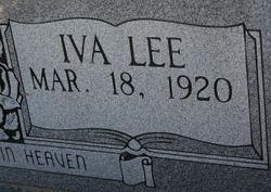 Iva Lee <i>Sloan</i> Hammontree