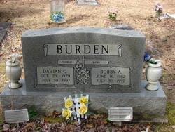 Bobby A. Burden