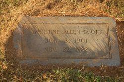 Catherine L <i>Smith Allen</i> Scott
