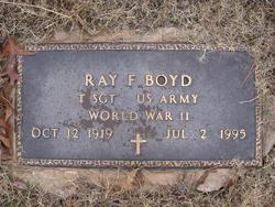 Ray Franklin Boyd