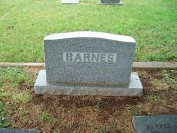 Clarence Grady Barnes