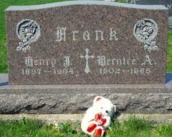 Bernice A. <i>Cullen</i> Frank