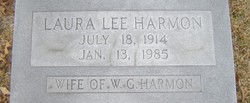 Laura Lee <i>Childers</i> Harmon