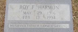 Roy Felton Harmon