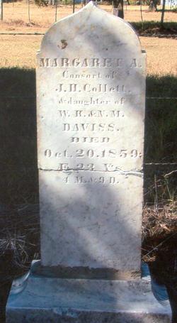 Margaret Ann <i>Daviss</i> Collett