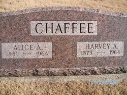 Alice Augusta <i>Durgin</i> Chaffee