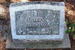 Luella <i>Brannan</i> Alderman