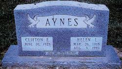 Clifton E. Aynes