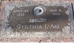 Cynthia I. Aki