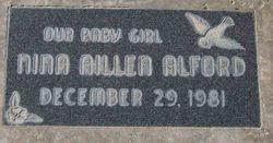 Nina Aileen Alford