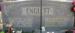 Idell <i>Gardner</i> Englett