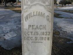 William G. Peach