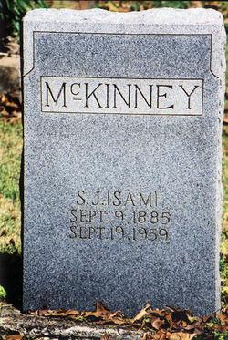S. J. 'Sam' McKinney
