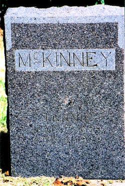 Tennessee Tennie <i>Gage</i> McKinney