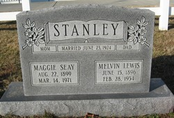 Maggie Mae <i>Seay</i> Stanley