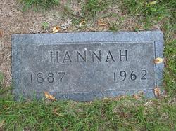 Hannah <i>Benson</i> Morningstar