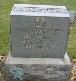 William Vance VanOstern