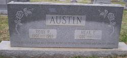 Ruby Ursula <i>Porter</i> Austin