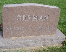 Harold Nolan German
